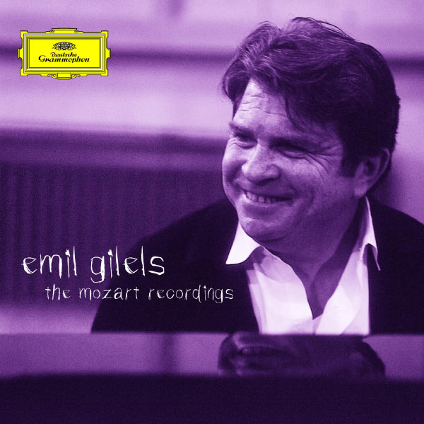 Emil Gilels - The Mozart Recordings on DG