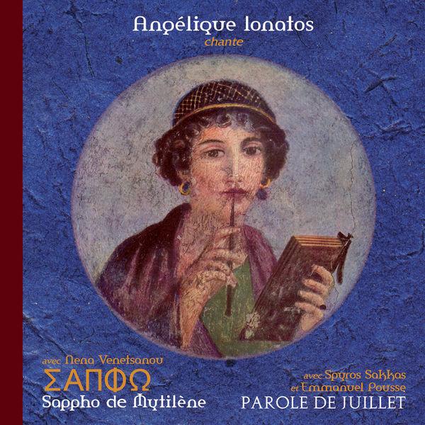 Angélique Ionatos - Sappho de Mytilène