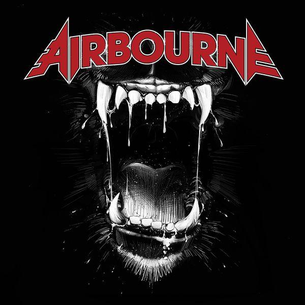Airbourne - Black Dog Barking (Édition Studio Masters)