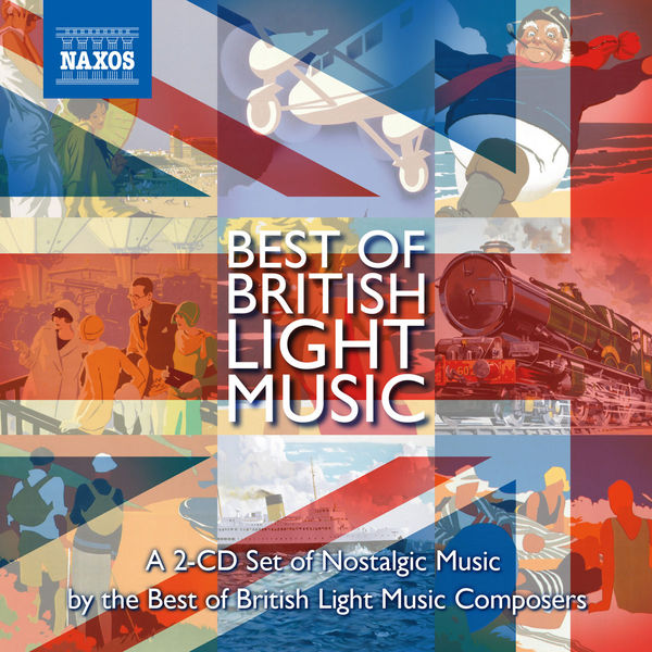 Adrian Leaper - BEST OF BRITISH LIGHT MUSIC