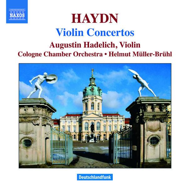 Augustin Hadelich - Concertos pour violon