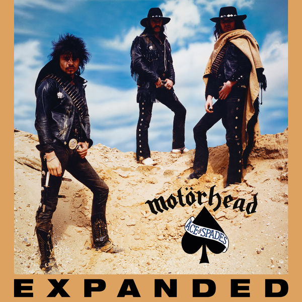 Motörhead - Ace of Spades (Expanded Bonus Track Edition)