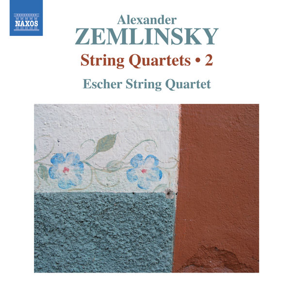 Escher String Quartet - Alexander von Zemlinsky : String Quartets, Vol. 2