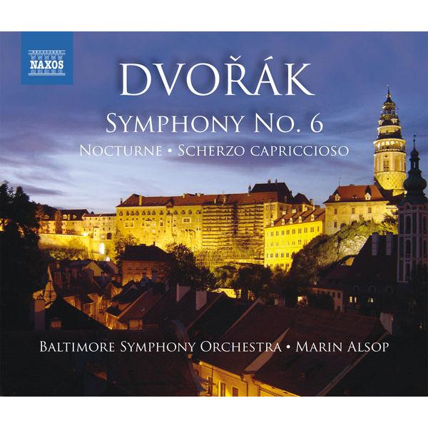 Marin Alsop - Antonin Dvorak : Symphonie n° 6
