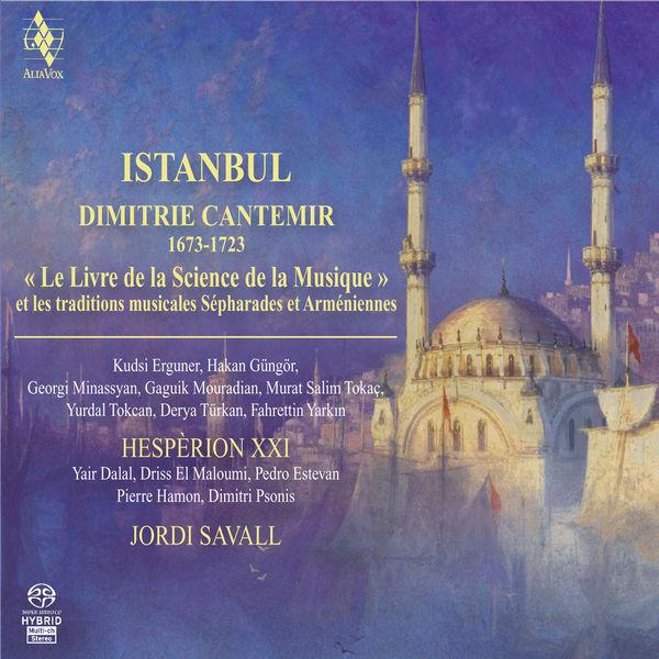 Jordi Savall - Istanbul : « Le Livre de la Science de la Musique »