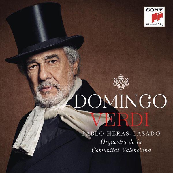 Plácido Domingo - Giuseppe Verdi : Airs d'opéras