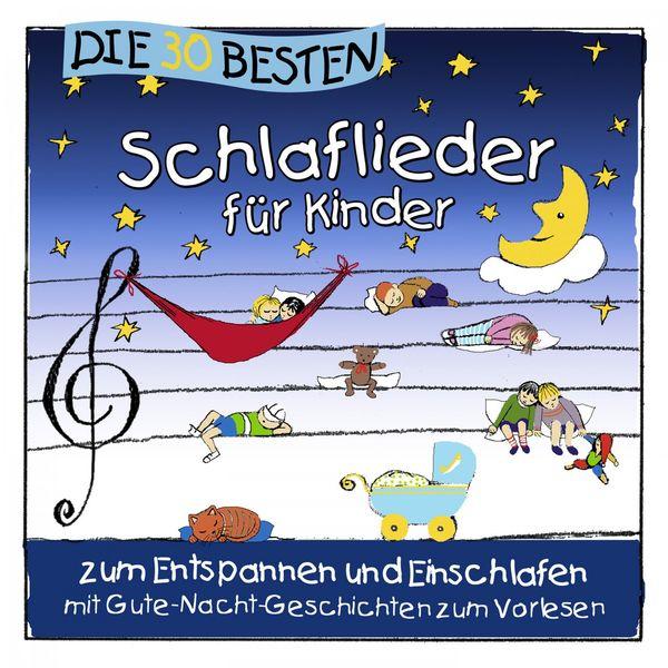 Simone Sommerland - Die 30 besten Schlaflieder für Kinder