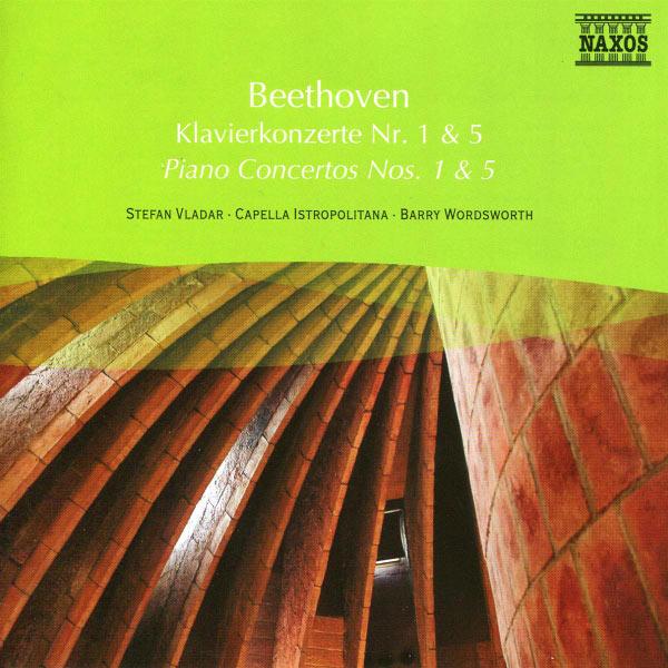 Stefan Vladar - Piano Concertos 1&5