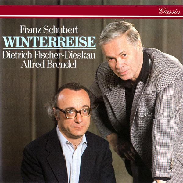 Dietrich Fischer-Dieskau - Schubert : Winterreise