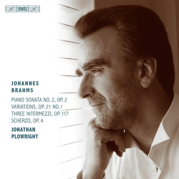 Jonathan Plowright - Johannes Brahms : Piano Works