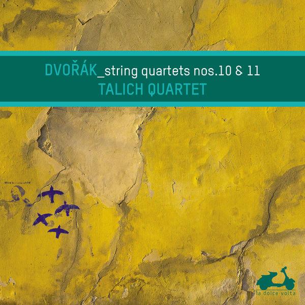 Talich Quartet - Dvorak: String Quartets Op.51 & Op.61