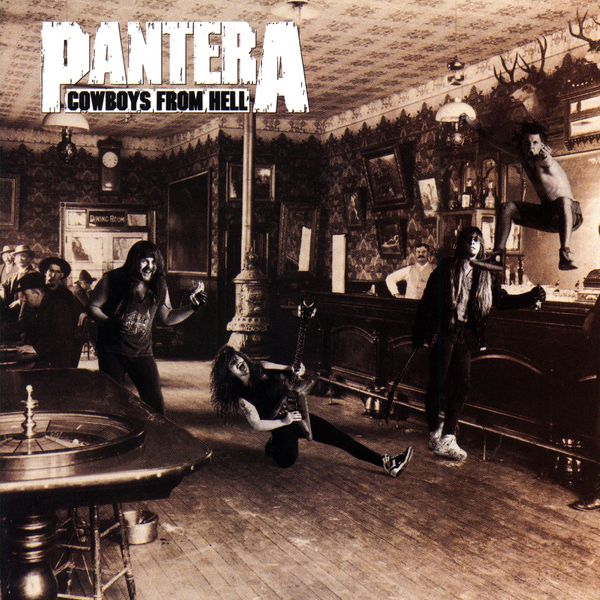 Pantera - Cowboys From Hell (Édition Studio Masters)
