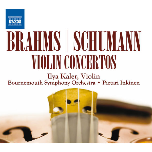 Ilya Kaler - Concertos pour violon