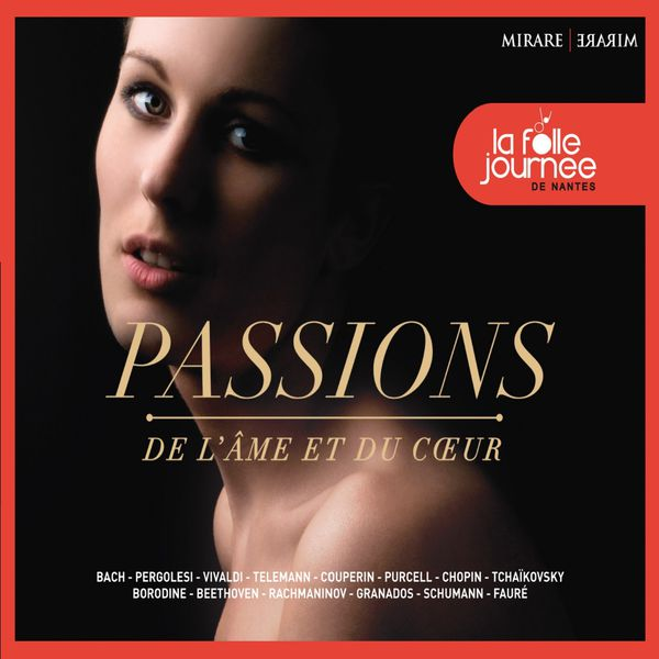 Ricercar Consort - Passions de l'âme et du cœur