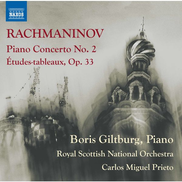 Boris Giltburg - Rachmaninov: Piano Concerto No. 2 in C Minor, Op. 18 & Études-tableaux, Op. 33