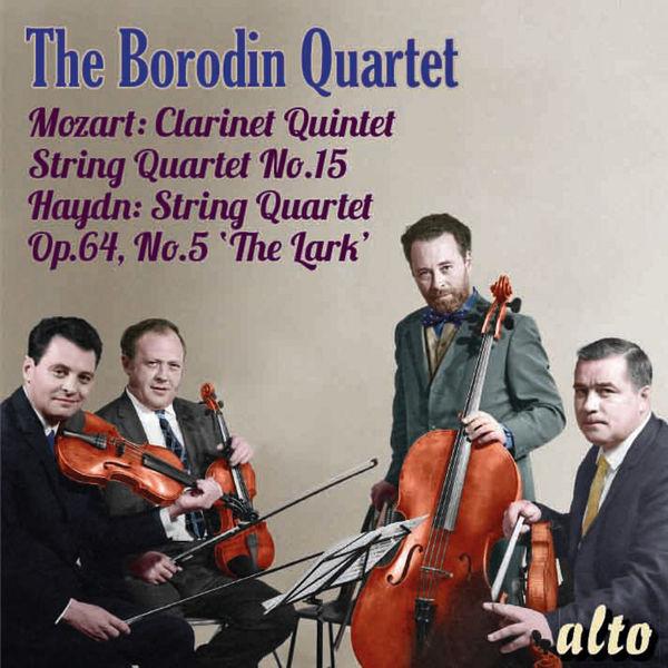 Borodin Quartet - Borodin Quartet Play Haydn & Mozart Favorites