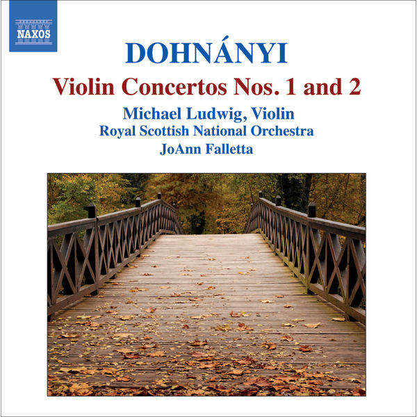 Michael Ludwig - Dohnanyi, E.: Violin Concertos Nos. 1 and 2