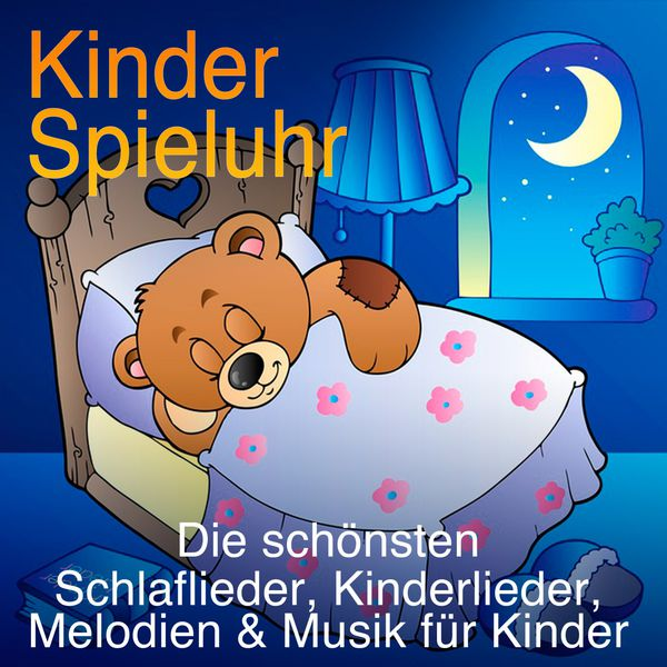 die sch nsten schlaflieder kinderlieder melodien musik f r kinder kinder spieluhr album. Black Bedroom Furniture Sets. Home Design Ideas
