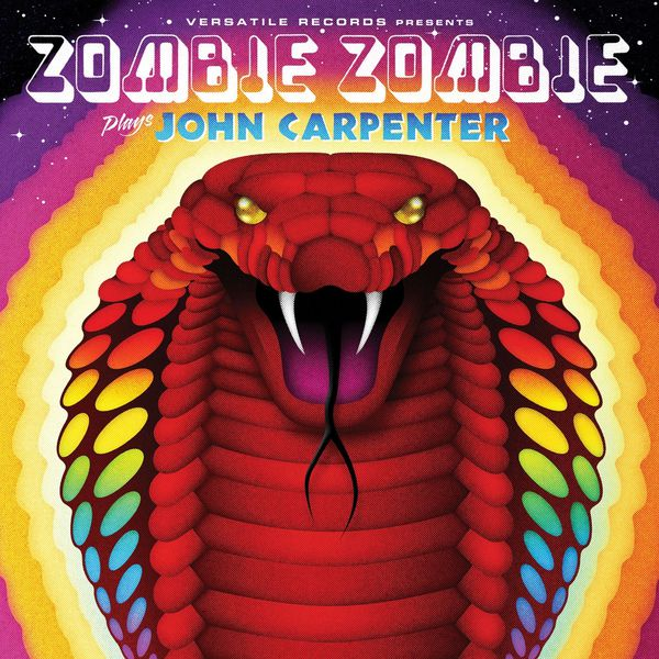 Zombie Zombie - Zombie Zombie Plays John Carpenter