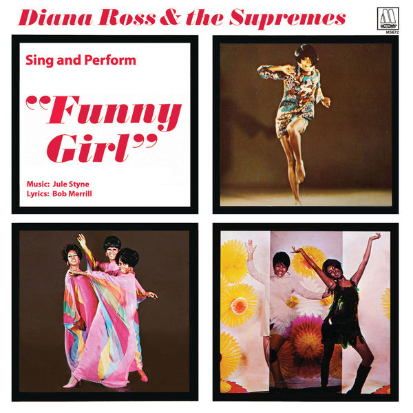 "The Supremes - Diana Ross & The Supremes Sing And Perform ""Funny Girl"""