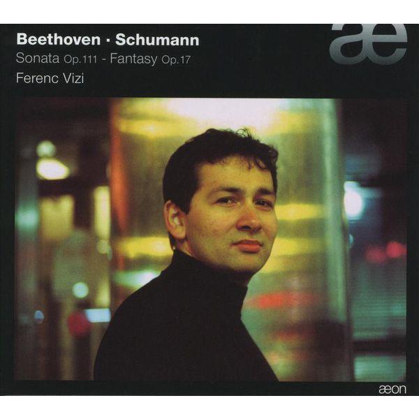 Ferenc Vizi - Sonate pour piano, op. 111 - Fantaisie, op. 17
