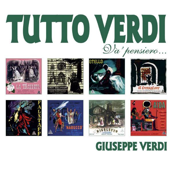 Various Artists - Tutto Verdi [Deluxe Bundle]