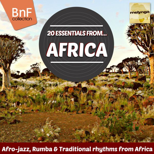 Various Artists - 20 Essentials from Africa (Afro-Jazz, Rumba & Traditional Rhythms from Africa)