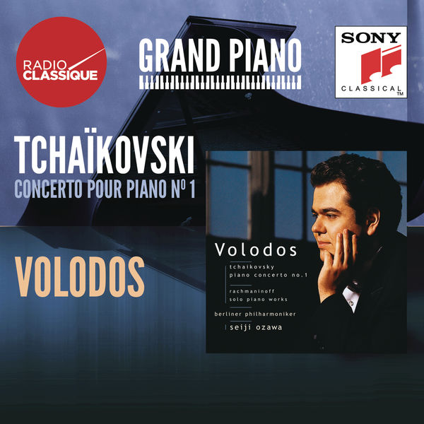 Arcadi Volodos - Tchaikovsky: Piano Concerto No. 1 in B-Flat Minor - Rachmaninoff: Piano Works