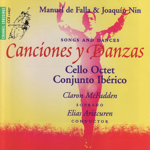 Cello Octet Conjunto Iberico Canciones y Danzas (Cello Octet Conjunto Ibérico)