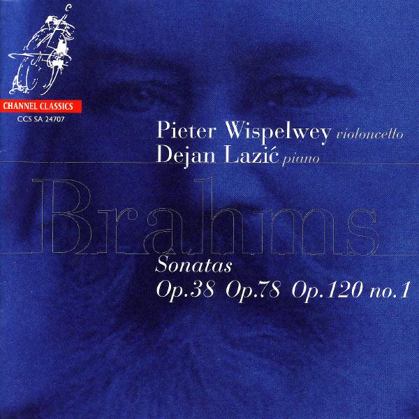 Pieter Wispelwey - Brahms: Sonatas