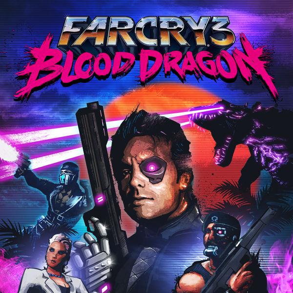 Album Far Cry 3 Blood Dragon Original Game Soundtrack Power