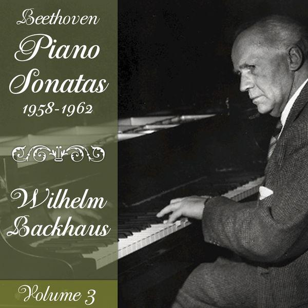 Ludwig van Beethoven - Beethoven: Piano Sonatas (1958-1962), Volume 3
