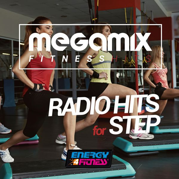 Various Artists - Megamix Fitness Radio Hits for Step