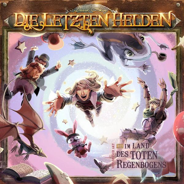 Die letzten Helden - Die Letzten Helden - 12 Im Land des toten Regenbogens