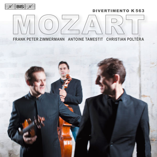 Trio Zimmermann - Mozart: Divertimento, K. 563 - Schubert: String Trio, D471