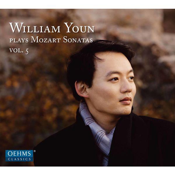 William Youn - William Youn Plays Mozart Sonatas, Vol. 5