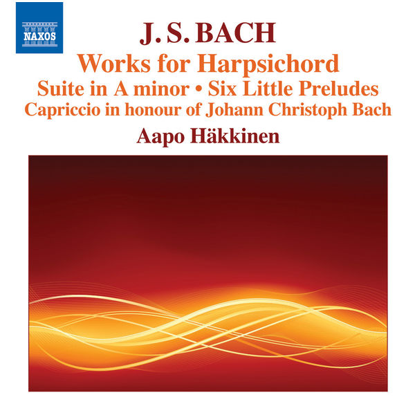 Aapo Hakkinen - J.S. Bach: Works for Harpsichord