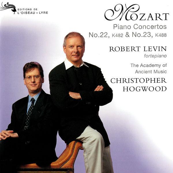 Robert Levin - Mozart: Piano Concertos Nos. 22 & 23