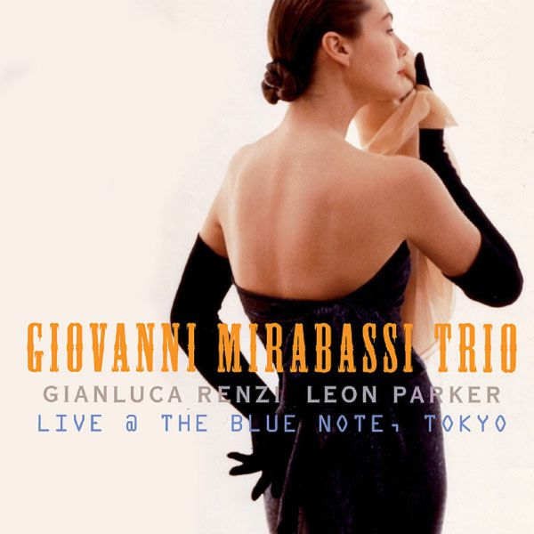 Giovanni Mirabassi - Live @ The Blue Note, Tokyo