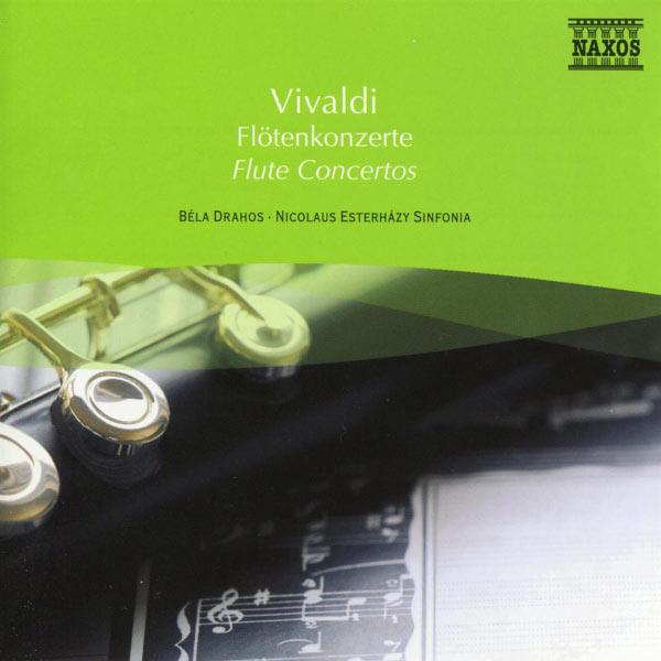 Béla Drahos -  Flute Concertos