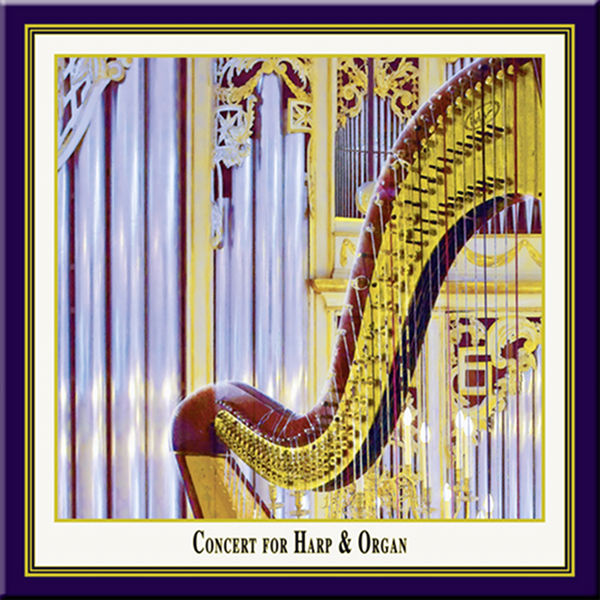 Ulrike Northoff - Concert for Harp and Organ