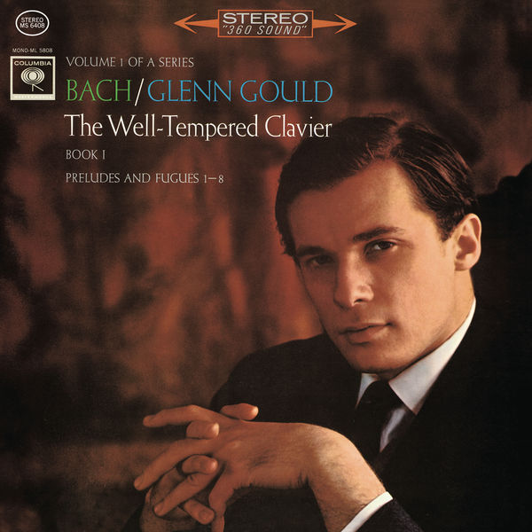 Glenn Gould - Bach: The Well-Tempered Clavier, Book 1, BWV 846-853