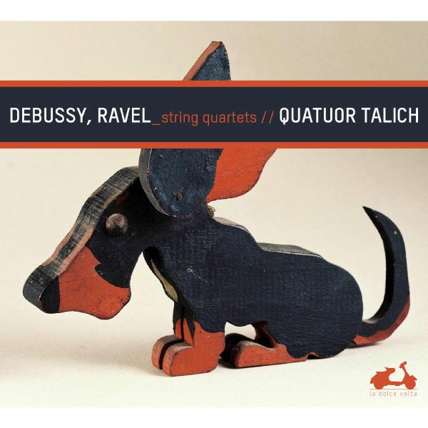Talich Quartet - Debussy, Ravel: String Quartets