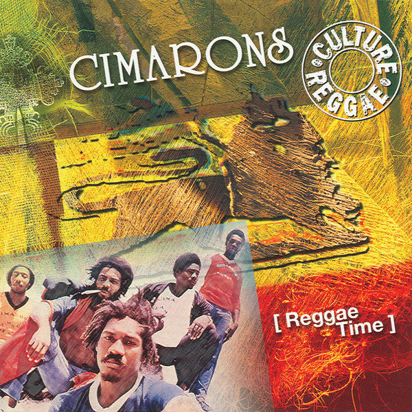 Cimarons - Reggae Time