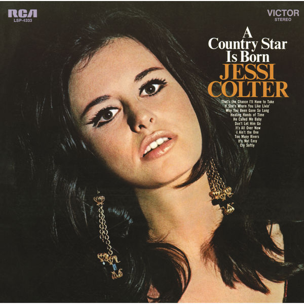 Jessi Colter - A Country Star Is Born