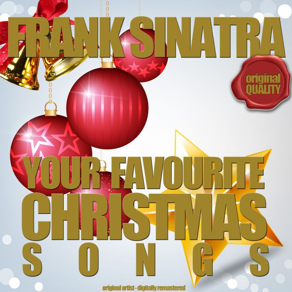 frank sinatra your favourite christmas songs - Christmas Songs By Sinatra