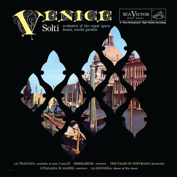 Royal Opera House Orchestra - Venice