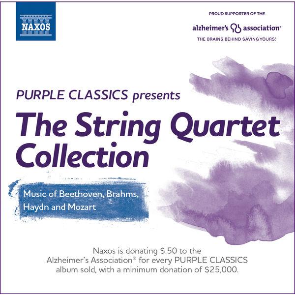 Kodaly Quartet - Purple Classics Presents: The String Quartet Collection