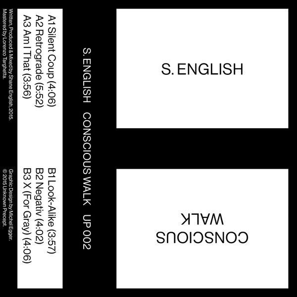 S. English Conscious Walk