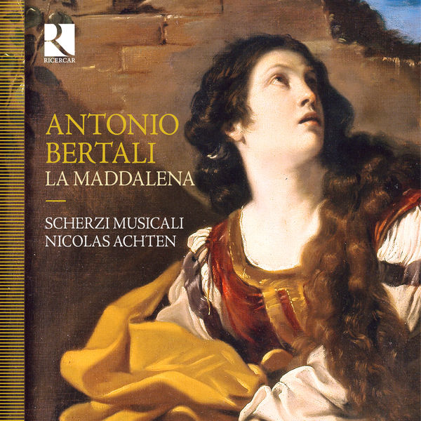Nicolas Achten - Bertali: La Maddalena